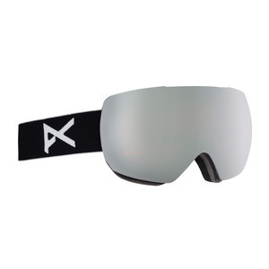 anon. MIG MFI Snowboard Goggle 2018 - Black / SONAR Silver (Asian Fit)