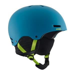 anon. Raider Snowboard Helmet 2018 - Blue