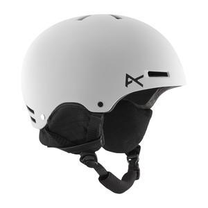 anon. Raider Snowboard Helmet 2018 - White