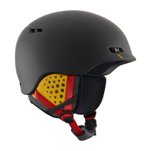 anon. Rodan Snowboard Helmet 2018 - Rip City / Black