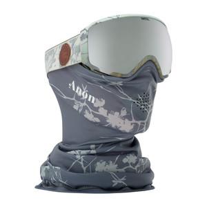 anon. WM1 MFI Women's Snowboard Goggle 2018 - Blossom / SONAR Silver + Bonus Lens