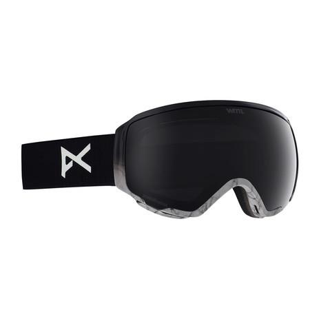 Anon WM1 MFI Women's Snowboard Goggle 2019 - Marble / Sonar Smoke + Spare Lens