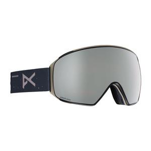 Anon M4 MFI Toric Snowboard Goggle 2019 - Rush / Sonar Silver + Spare Lens