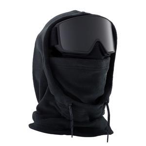 Anon MFI Hooded Helmet Balaclava - Black