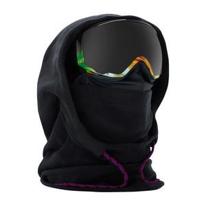 Anon MFI Women's Hooded Helmet Balaclava - Black