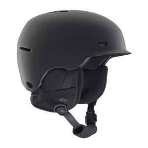 Anon Flash Kids' Snowboard Helmet 2019 - Black