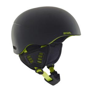 Anon Helo 2.0 Snowboard Helmet 2019 - Black / Green
