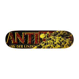 "Antihero Daan Burning Rubber 8.2"" Skateboard Deck"