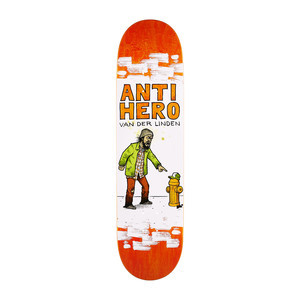 "Antihero Daan It's All Shit 8.06"" Skateboard Deck"