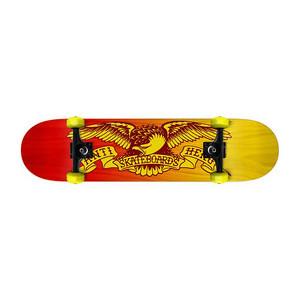 """Antihero Eagle Fade 7.38"""" Mini Complete Skateboard"""