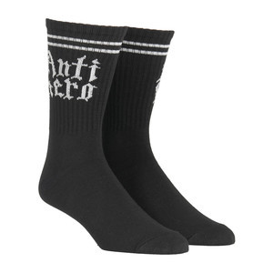 Antihero Lindig Socks - Black