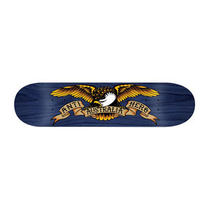 "Antihero Oz Eagle 8.25"" Skateboard Deck - Blue"