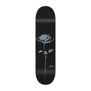 "April Chrome Rose 8.125"" Skateboard Deck"