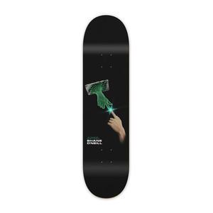 """April O'Neill Hands 8.25"""" Skateboard Deck"""