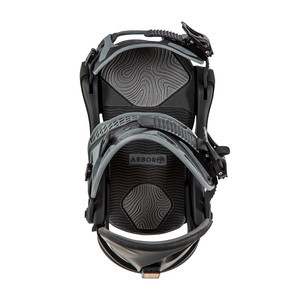 Arbor Cypress Snowboard Bindings 2019 - Black