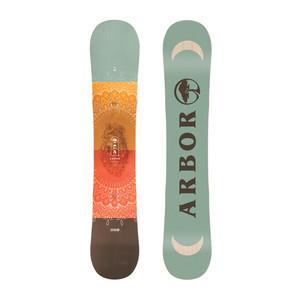 Arbor Cadence 151 Women's Snowboard 2018
