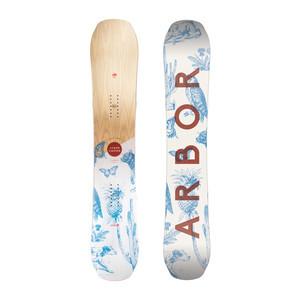 Arbor Swoon Camber 151 Women's Snowboard 2018