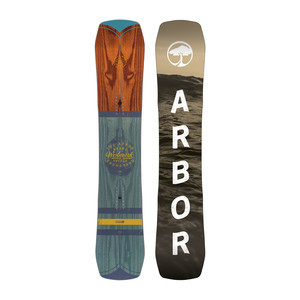Arbor Westmark Rocker 155 Snowboard 2017