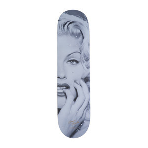 "Primitive Anna Nicole Close-Up 8.125"" Skateboard Deck"
