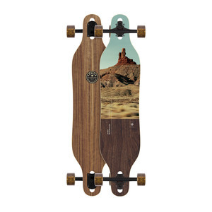 "Arbor Axis Photo 40"" Cruiser Skateboard"