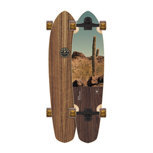 "Arbor Mission Photo 35"" Cruiser Skateboard"