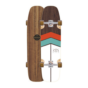 "Arbor Shakedown Foundation 34"" Cruiser Skateboard"