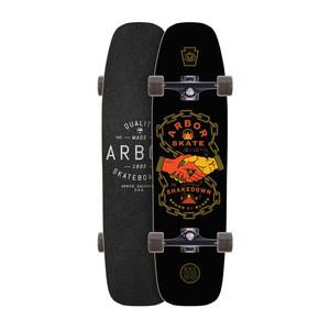 Arbor Shakedown GT 34 Premium Complete Skateboard