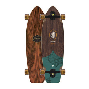 Arbor Rally Groundswell Complete Skateboard
