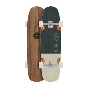 Arbor Hybrid Complete Skateboard - Foundation