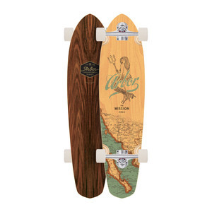 Arbor Mission Complete Skateboard - Groundswell