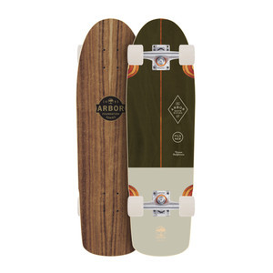 Arbor Pilsner Complete Skateboard - Foundation