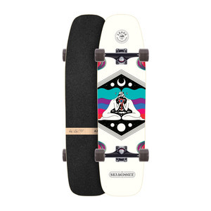"""Arbor Shakedown Crosscut 34"""" Complete Skateboard"""