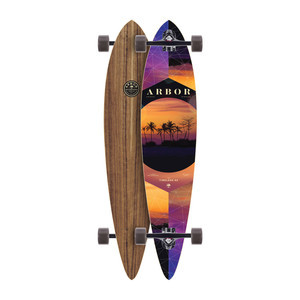 "Arbor Timeless 42"" Complete Skateboard - Photo Collection"