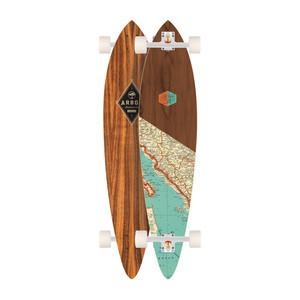 Arbor Fish Premium Complete Skateboard