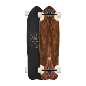 Arbor Downhill Highground Complete Skateboard