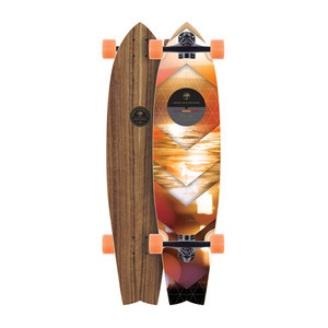 Arbor Mission Photo Collection Complete Skateboard