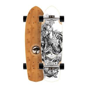 Arbor Pocket Rocket Bamboo Complete Skateboard