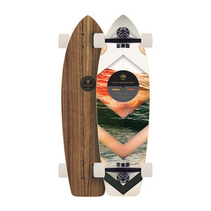 Arbor Rally Photo Collection Complete Skateboard
