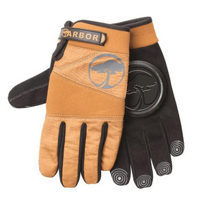 Arbor Signature Slide Gloves – Camel