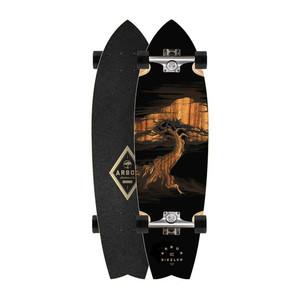 Arbor Sizzler GT Complete Skateboard