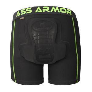 Ass Armor Snowboard Impact Shorts