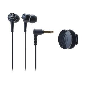 Audio-Technica DIP In-Ear Headphones — Black