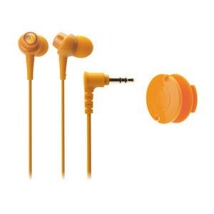 Audio-Technica DIP In-Ear Headphones — Orange