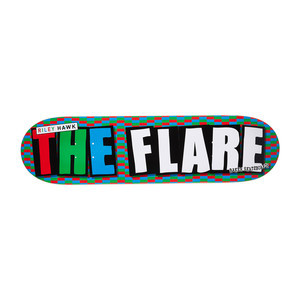 "Baker Hawk The Flare 8.25"" Skateboard Deck"