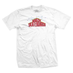 Baker Tool Time T-Shirt – White