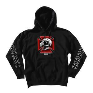 Baker Hawk Tribute Hoodie - Black