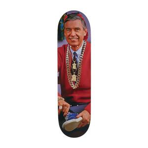 "Baker Theotis Neighborhood 8.25"" Skateboard Deck"