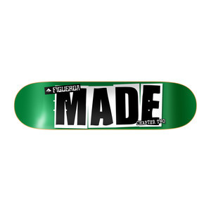 "Baker x Emerica MADE 8.0"" Skateboard Deck - Justin Figueroa"