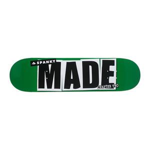 "Baker x Emerica MADE 8.125"" Skateboard Deck - Kevin 'Spanky' Long"