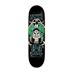 "Baker Hawk Visions 8.0"" Skateboard Deck"